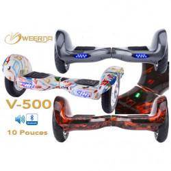 """Hoverboard WEERDA V-500 (10"""")"""