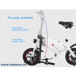 Vélo Electrique 30Kms/h...