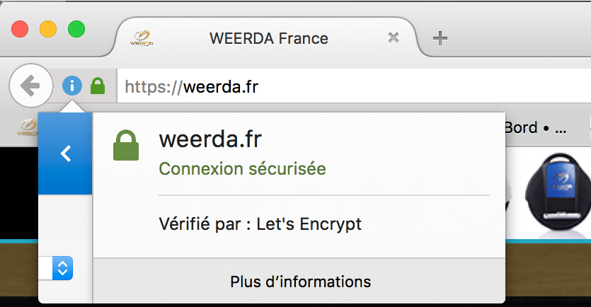 Certificat-SSL-Boutique-en-ligne WEERDA-France